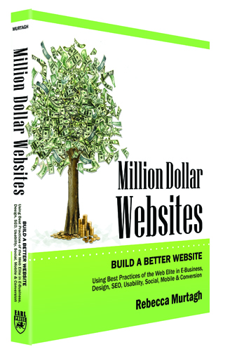 Buy the book Million Dollar Websites on Amazon.com