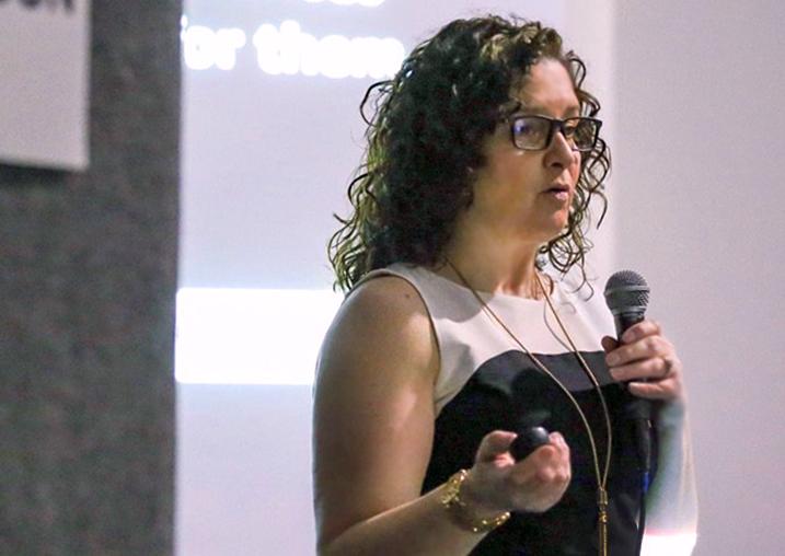 Marketing keynote speaker Rebecca Murtagh