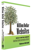 Get your copy of Million Dollar Websites Today!