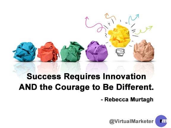 Success quote from Rebecca Murtagh