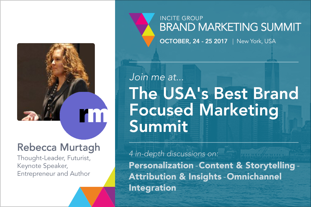 Marketing Brand Summit NYC Speaker