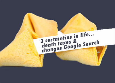 tips for weathering changes in search engine algorithm changes