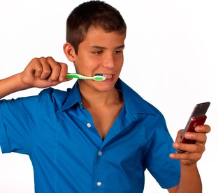 Now More mobile devices than toothbrushes or humans!