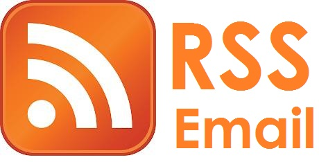 RSS feed by email
