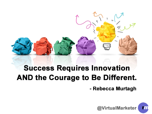 Success quote from Rebecca Murtagh