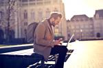 Human AI maximizes performance of virtual talent